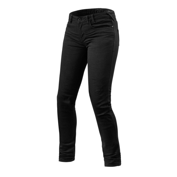 Revit Jeans Maple Ladies SK, Schwarz