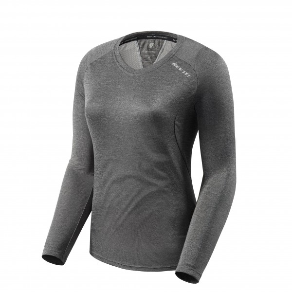 Revit Shirt Sky LS Ladies