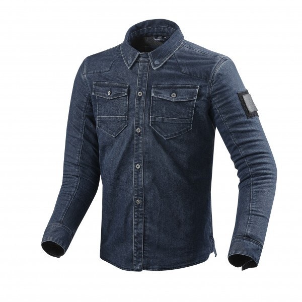 Revit Overshirt Hudson ST